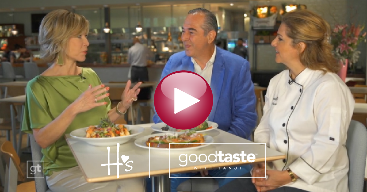 Goodtaste with Tanji, Season 3 Episode 1